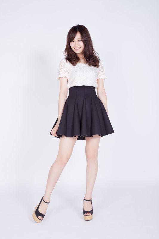 安倍萌生 | ミス青山コンテスト2014 | MISS COLLE ミスコレ