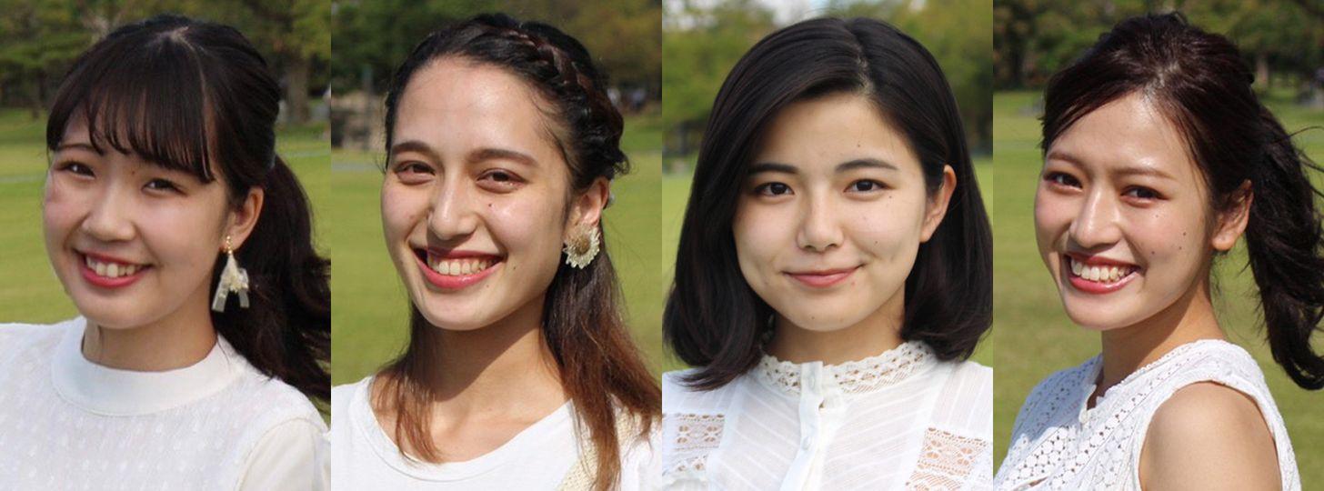 長崎大学 Miss Contest 2020を公開しました。