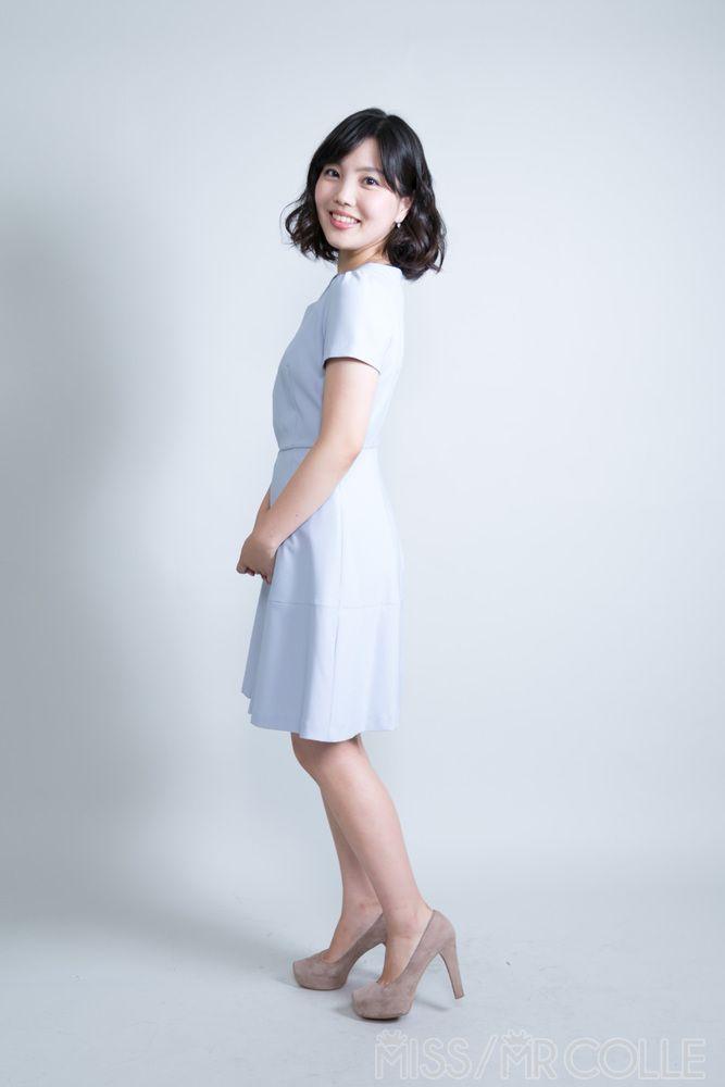 堀菜保子 | ミス東大コンテスト2016 | MISS COLLE ミスコレ