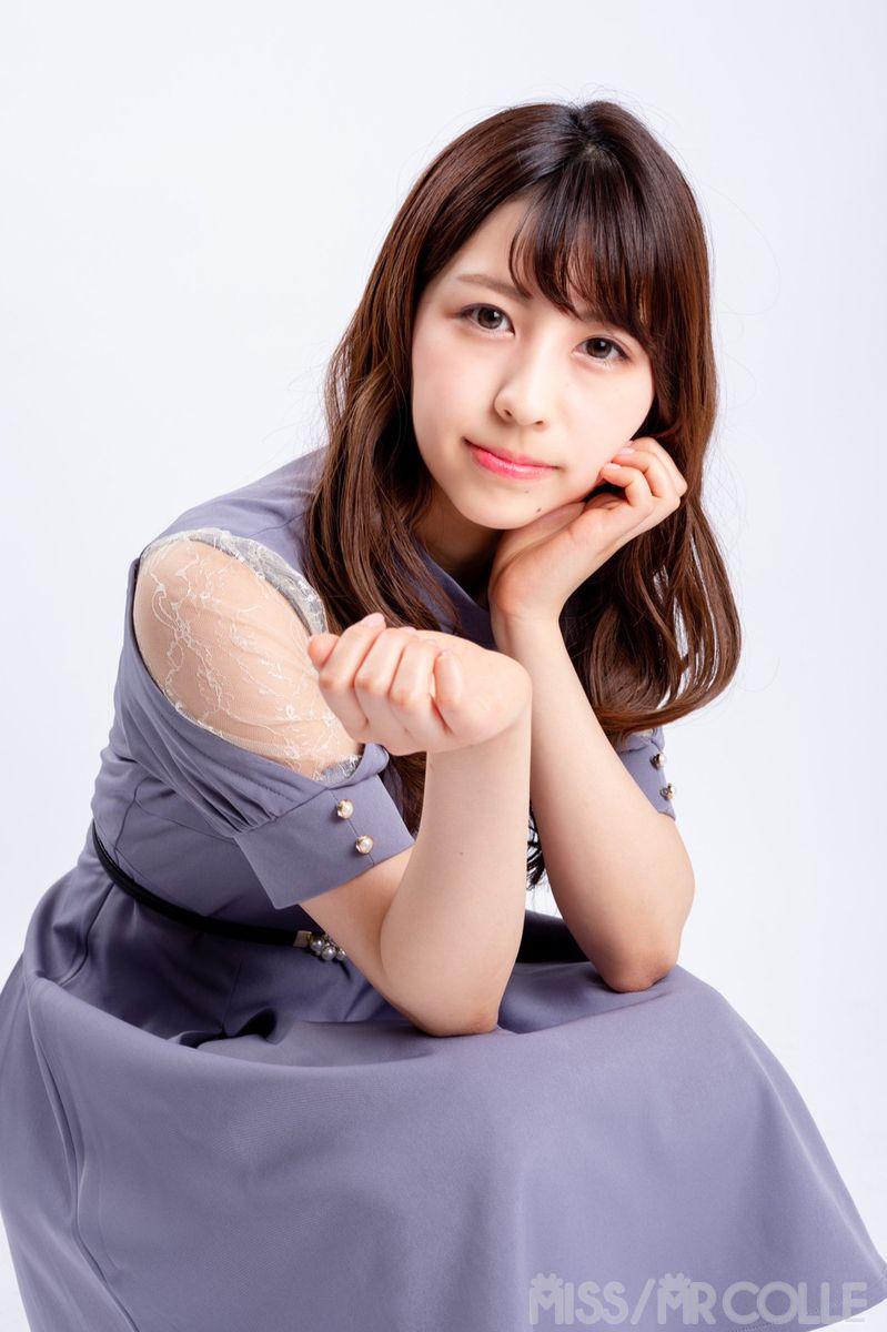 岡田美里   ミス東大コンテスト2020 supported by リゼクリニック   MISS COLLE ミスコレ