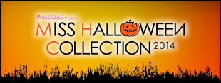 MISS HALLOWEEN COLLECTION 2014